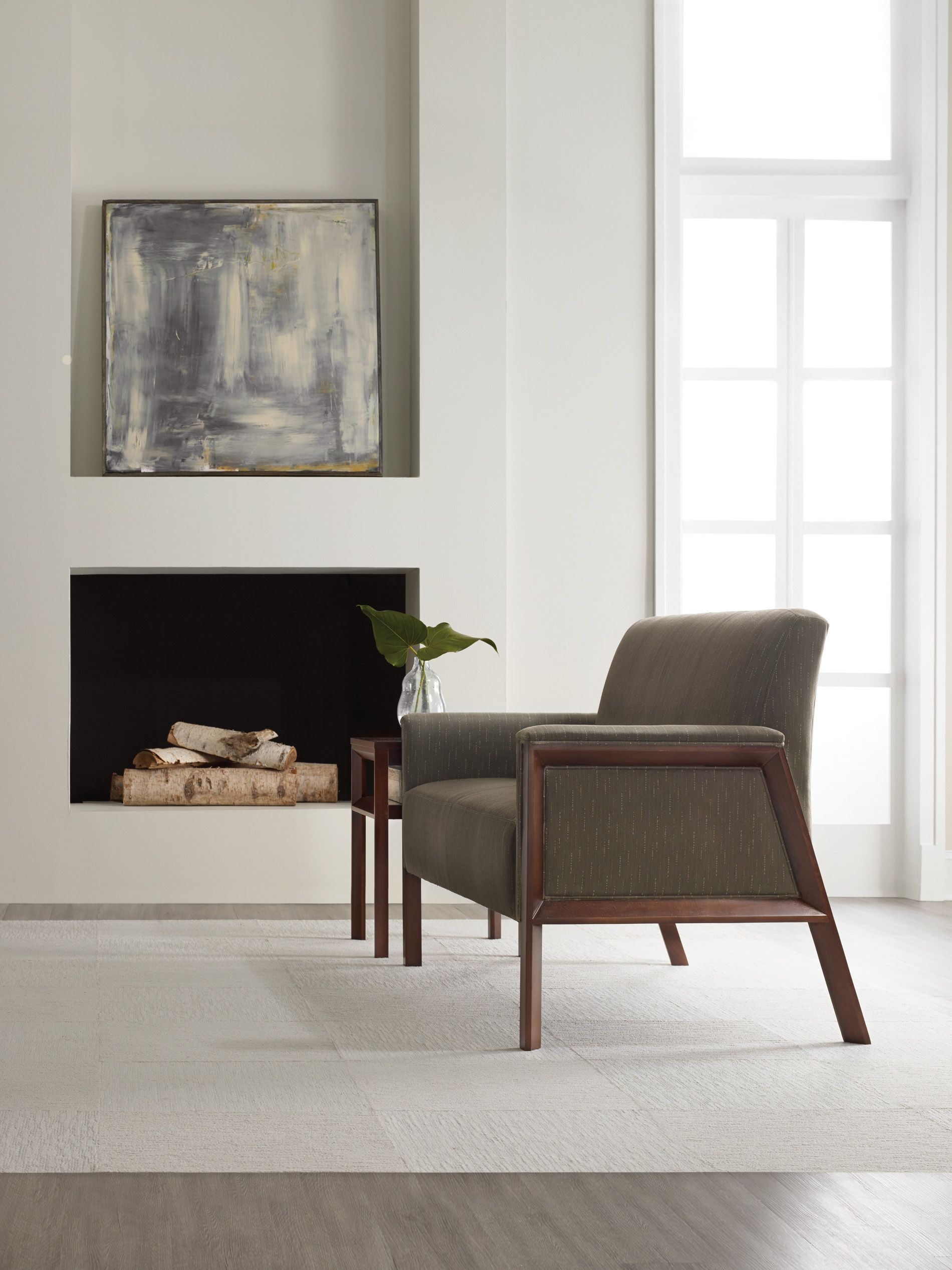 H Contract Furniture   Canvas Settee HC9600 003 And Canvas End Table  HC9600 80