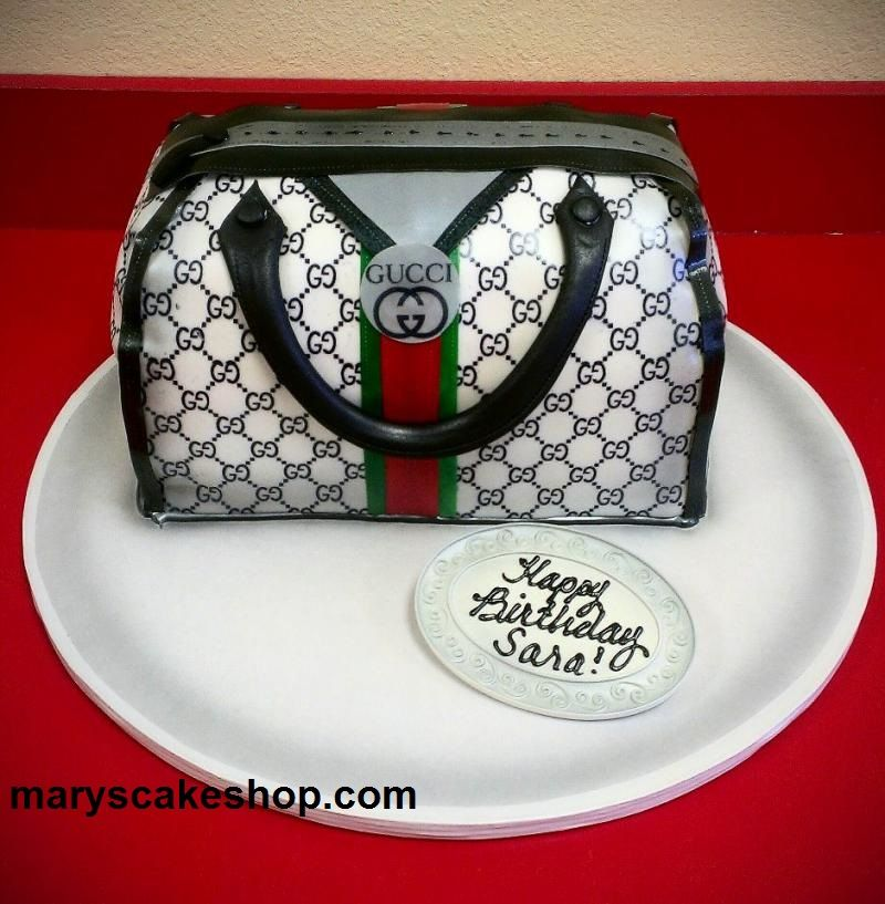 Gucci Cake Designs: Mary's Cake Shop -