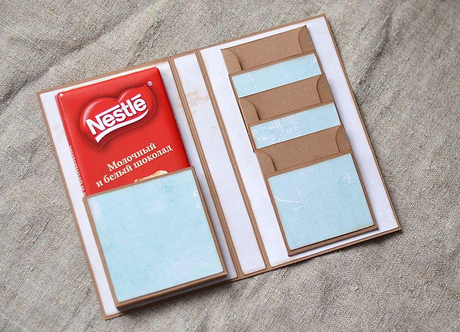 Мастер класс открытка с шоколадкой, днем учителя музыки