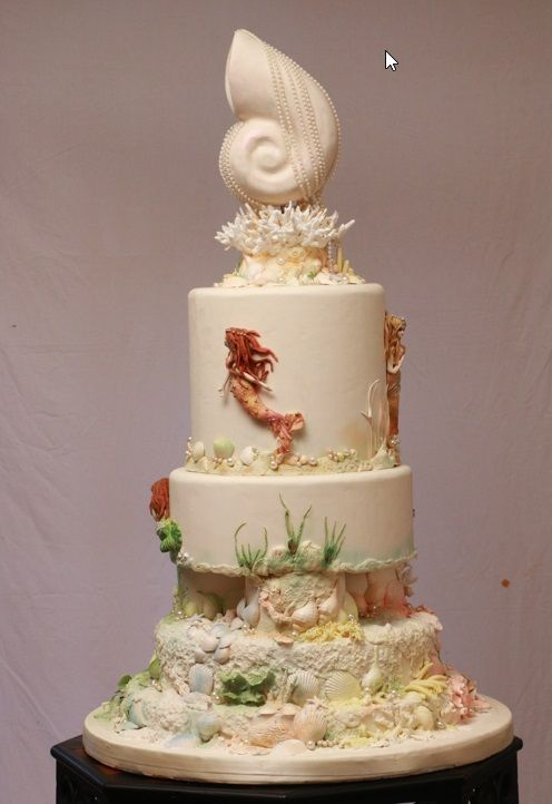wedding cakes designs in sri lanka sea theme wedding cake designed and created by yamuna 24192