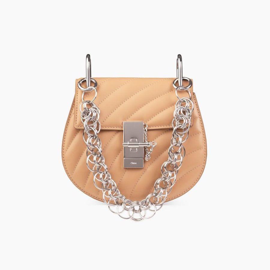 0fb8732c Chloe Blushy Pink Mini Drew Bijou Bag | Bags :-) in 2019 | Chloe ...