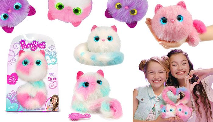 Best Christmas Toys 2019.Pomsies Patches Plush Interactive Toys Review Top 10 Toys
