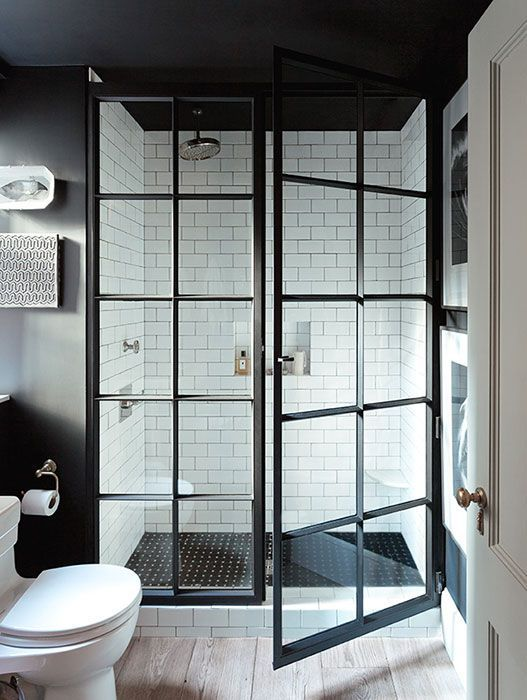 Jenny Wolf Interiors.....love These Shower