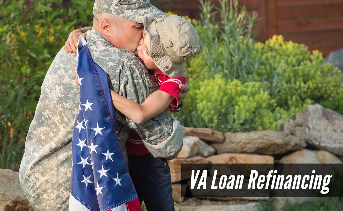 Learn about the process of a va home loan refinance the
