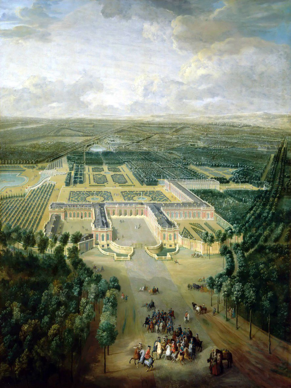 11 Jean-Baptiste Martin - View of the Grand Trianon.jpg