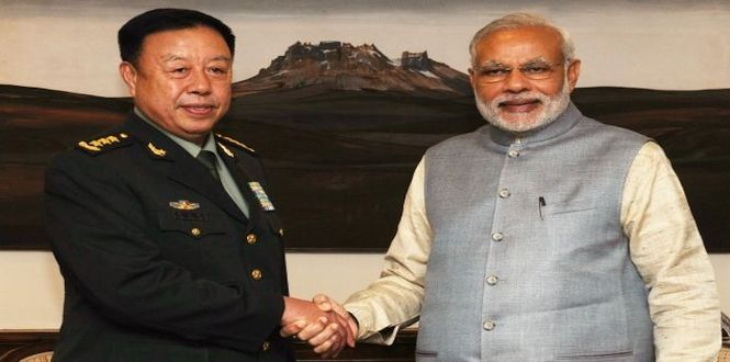 PM Narendra Modi Pitches for Increase in Strategic Trust with China  http://goo.gl/XQHn6P