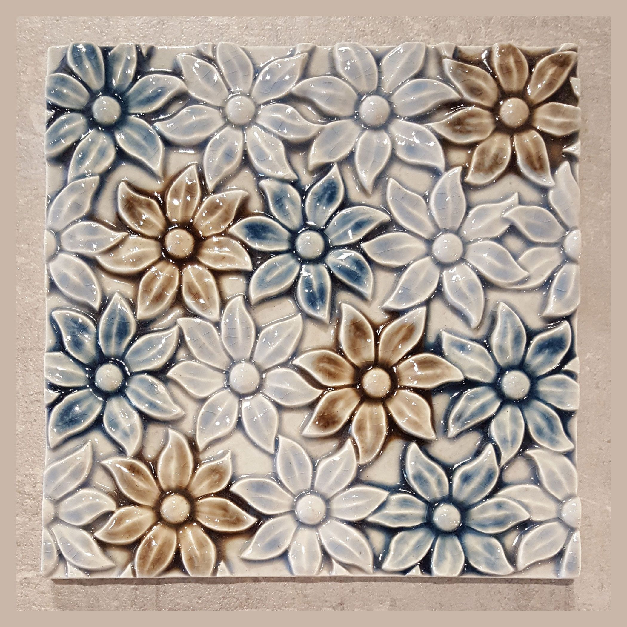 One more beautiful piece from quemere international hand painted one more beautiful piece from quemere international hand painted ceramic tiles pick a design dailygadgetfo Image collections