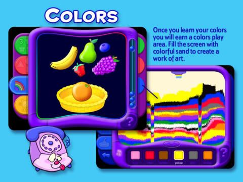 Colors Shapes More Flash Action Apps For Teaching Teaching Shapes Prepare Kids