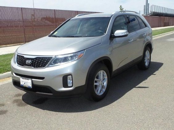 2014 Kia Sorento Lx Epa City 20 Epa Highway 26 Mp3 Player