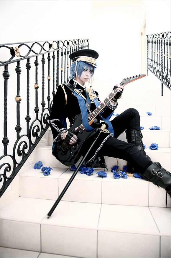 Vocaloid Kaito Cosplay