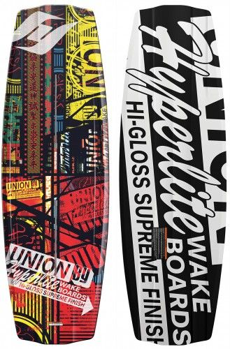 Hyperlite Union Wakeboard Wakeboarding Skateboard Design Surfing