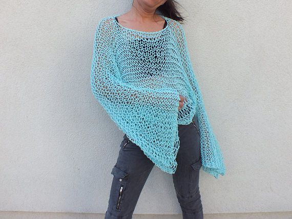 9034043d7f774e Oversized summer sweater - loose knit This listing is for the PATTERN ONLY