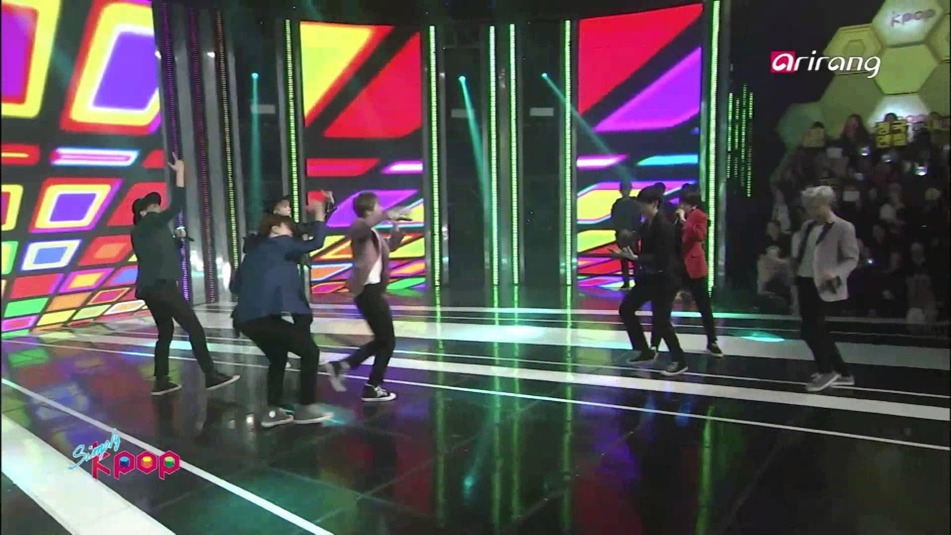 Simply K - Pop EP 162 - BTS - Boyz with Fun 방탄소년단 - 흥탄소년단