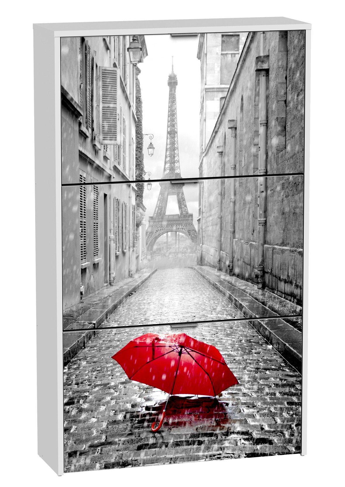 Zapatero Eiffel En Conforama Whimsical Wall Art Wall Art Umbrella Art