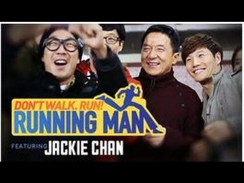 Running Man Ep 135 [Eng Sub] : Jackie Chan, Choi Si Won MY