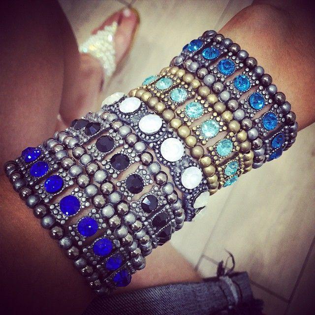 Combinação incrível !! #jewels #pulseirismo #fashion #cool #instacool #instajewelry #perfect #usetoday #love