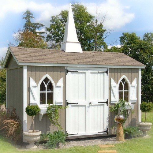 Walmart Little Cottage Company Wood Garden Shed Garden In The Woods Little Cottage Cottage