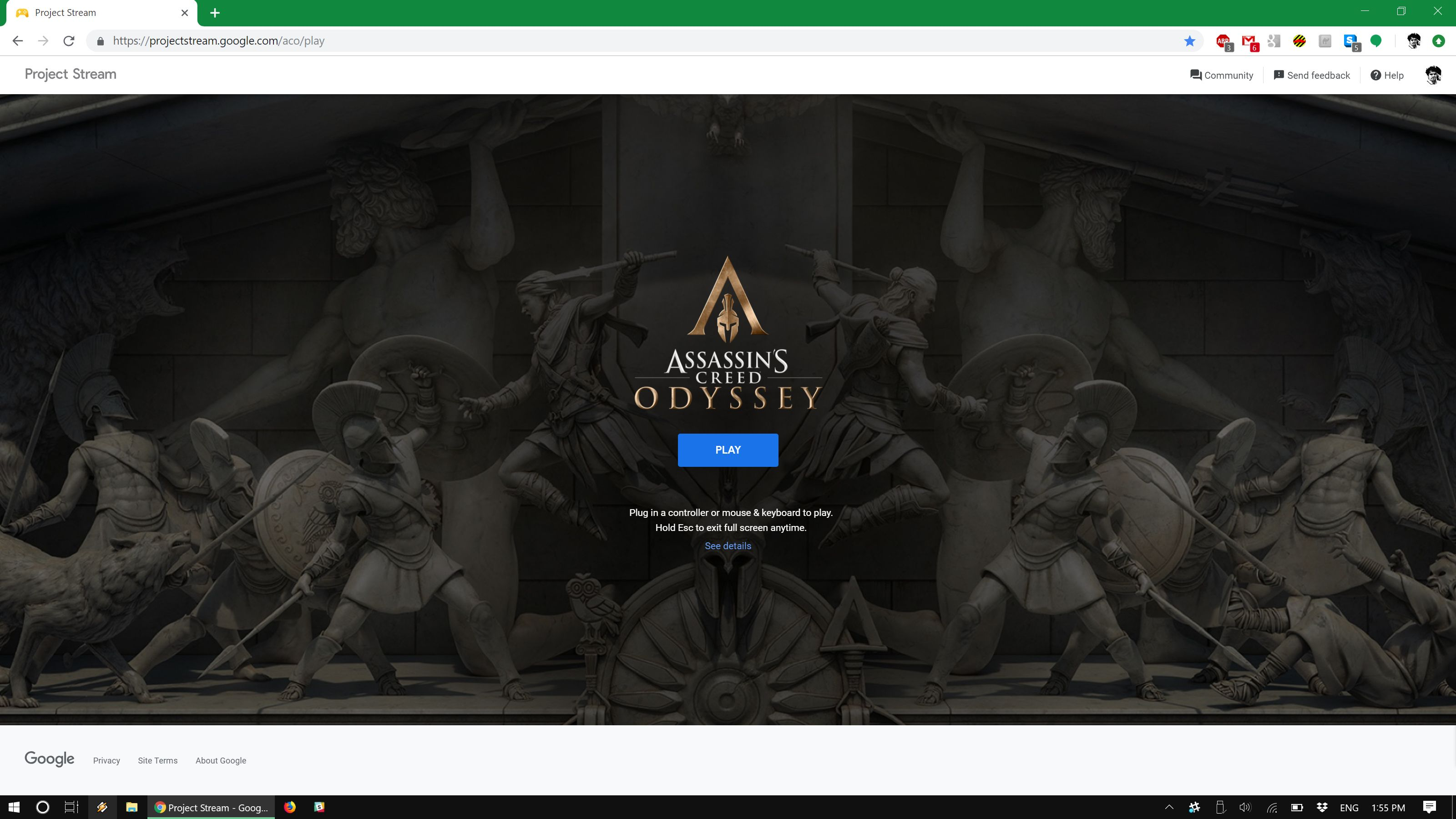 Project Stream Everything we know about Google's game
