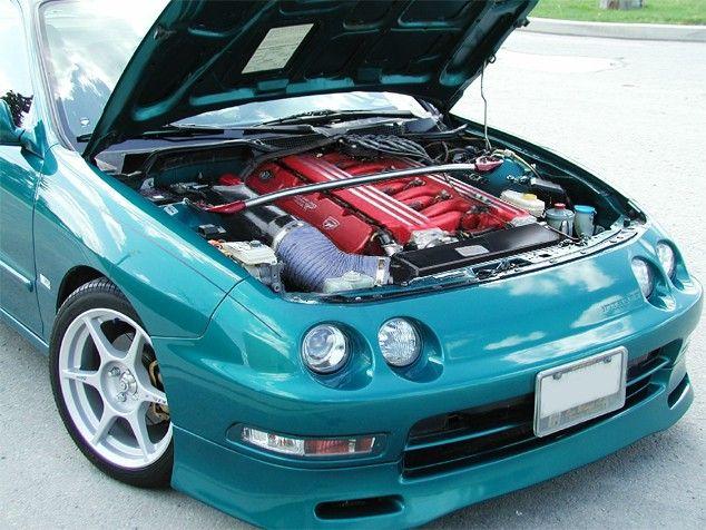 Viper Powered Acura Honda Honda Vtec Acura Integra