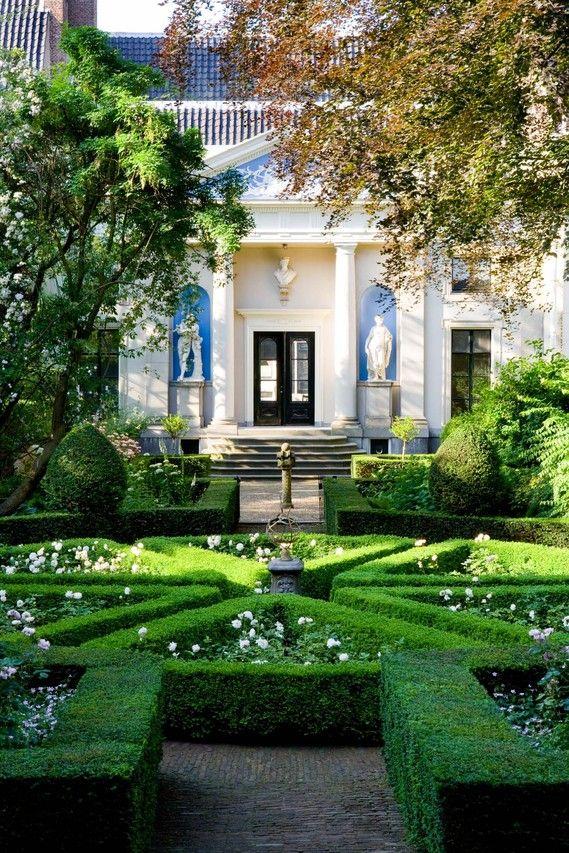 Amsterdam A Cultural Travel Guide Parterre Garden Garden Design Beautiful Gardens