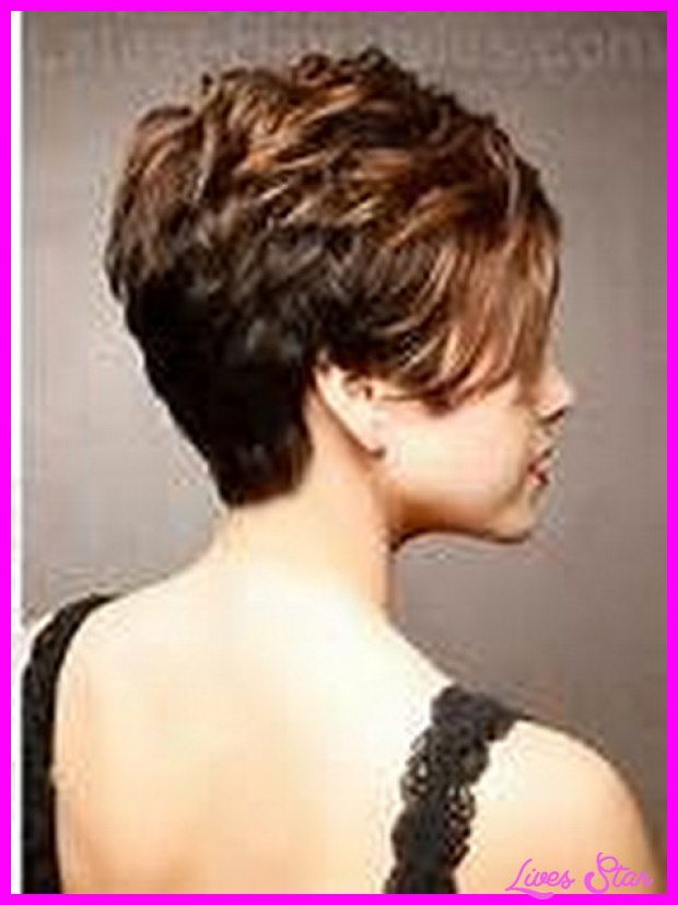 Awesome Wedge Haircut Back View Photos Lives Star Pinterest