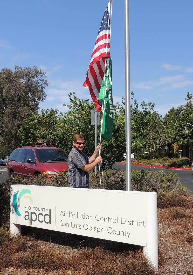 Check out the SLO County APCD's July 2013 Enewsletter