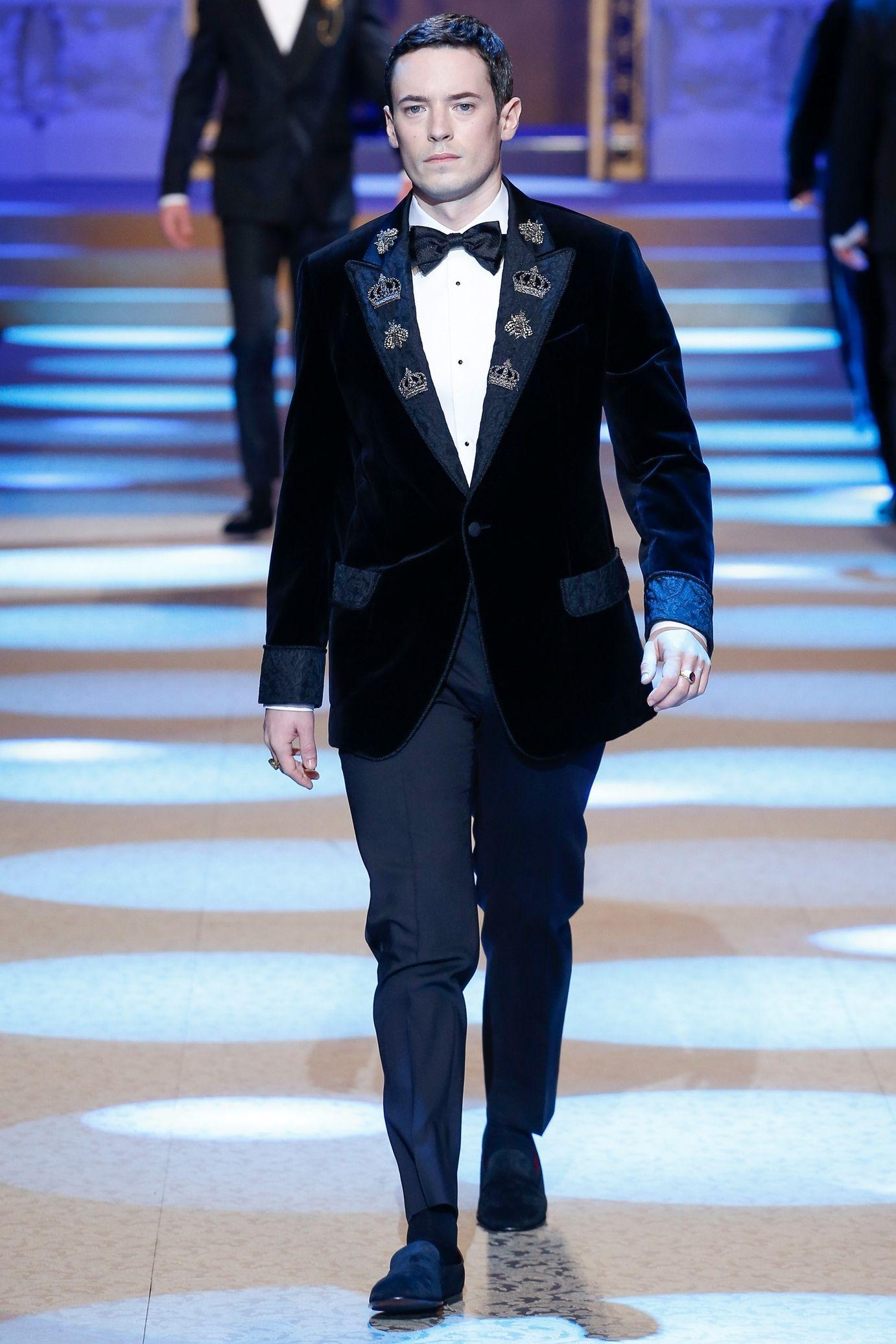 80b045218d2 La Legion, Autumn Fashion 2018, Mens Fashion 2018, Stefano Gabbana, Dolce  And
