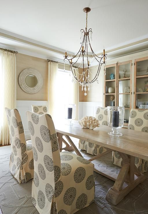 Cream And Gold Dining Room Cottage Dining Room Gold Dining Room Dining Table Chairs Cottage Dining Rooms
