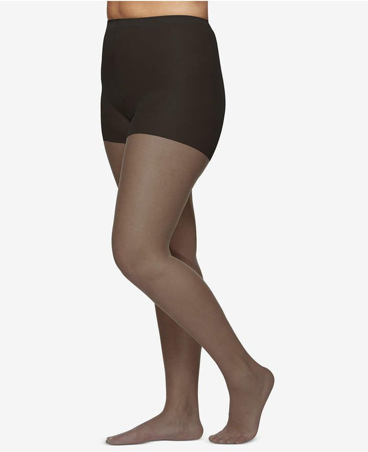 7bbe8b11511 Berkshire Women s Plus Size Ultra Sheer Control Top Hosiery