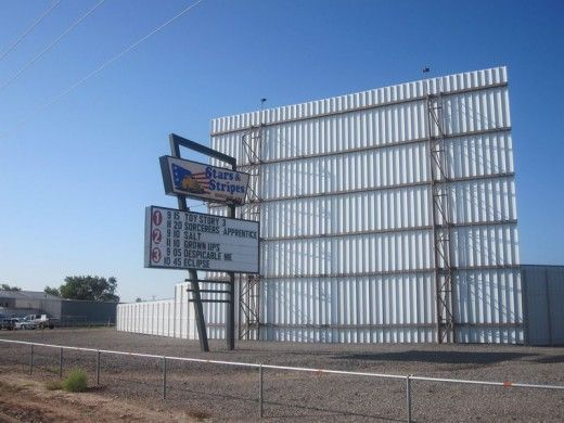 Drive in movies lubbock tx