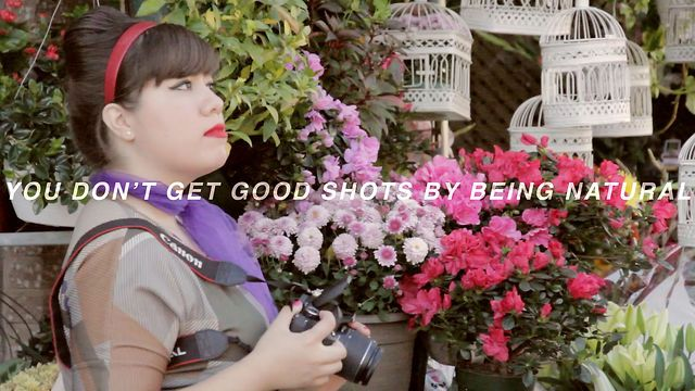 """Check out this video my boyfriend made of our adventures in Montreal, I'm really excited about it!  """"You Don't Get Good Shots By Being Natural""""  Starring Kristina Uriegas-Reyes, Mary Elam and Matt Kardash.  Directed by Jason Hood.  Song is """"Cet Air La"""" by France Gall. #canada #tweevalleyhigh"""