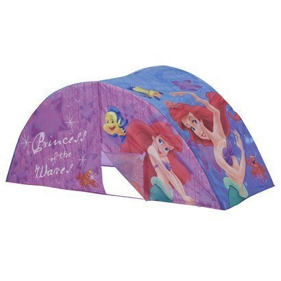Disney Ariel Bed Tent by Disney. $39.99. Your child will love sleeping under this  sc 1 st  Pinterest & Disney Ariel Bed Tent by Disney. $39.99. Your child will love ...