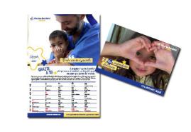 Campione Gratuito Calendario Mission Bambini