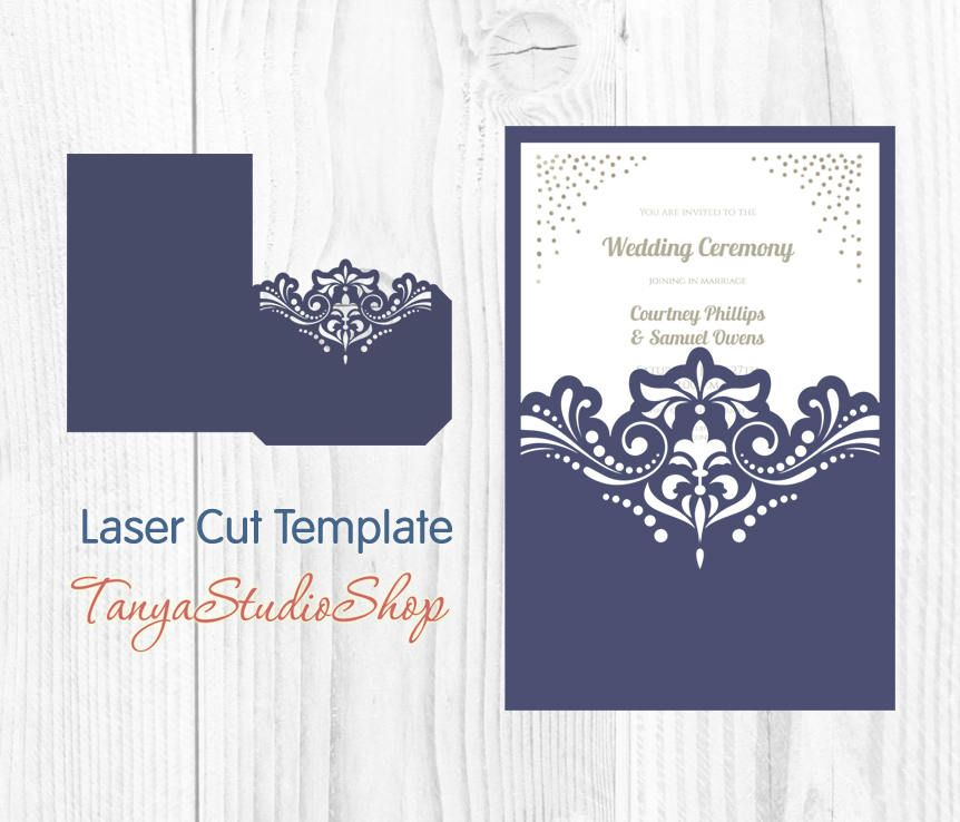 Wedding invitation svg dxf ai crd eps png laser cut wedding invitation svg dxf ai crd eps png laser stopboris Choice Image