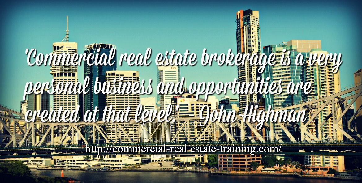Commercial Real Estate Training Software Help