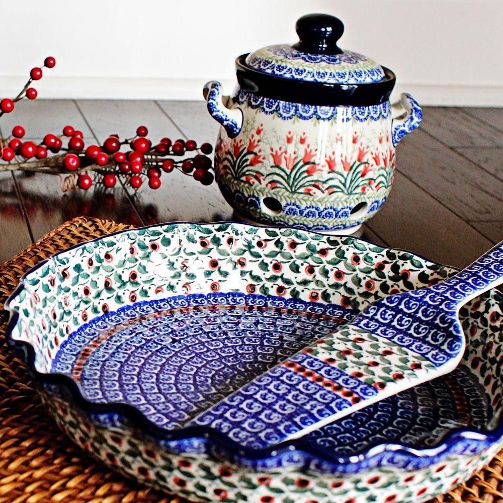 Polish Pottery Stoneware From Polish Kitchen Online