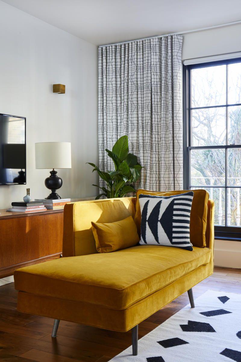 Living Room Decor Ideas Mustard Velvet Chaise Lounge Chaise Lounge Living Room Living Room Chaise Mustard Living Rooms