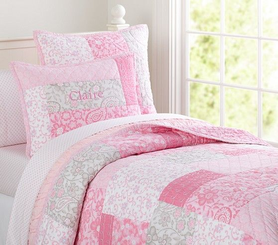 Bella Pink Bedding Pottery Barn Would Be Great For Ellie