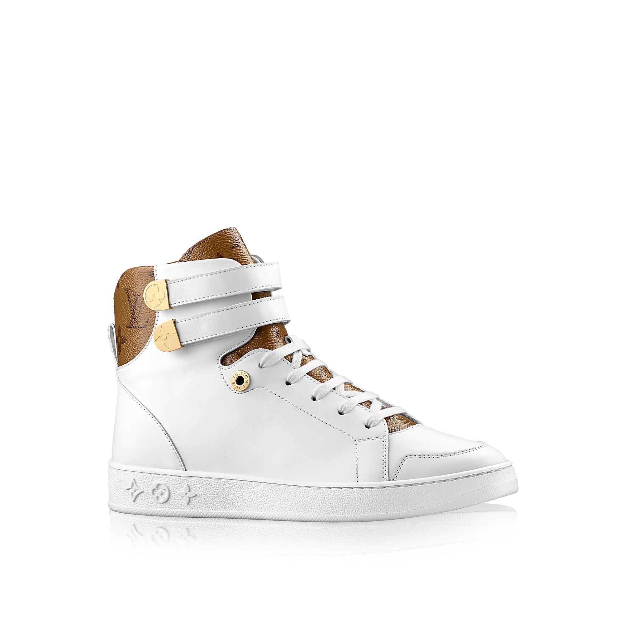 Boombox Sneaker Boot via Louis Vuitton
