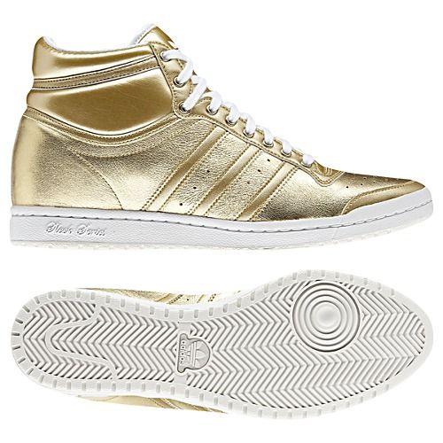 Me gusta creativo Disturbio  adidas Top Ten Hi Sleek Heel Shoes | Adidas shoes originals, Sneaker heels,  Womens heels