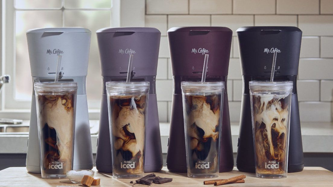 Mr. Coffee Now Sells An Iced Coffee Maker in 2020 | Iced coffee maker, Cold brew iced coffee ...