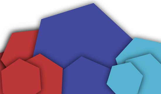 Blue Red White Material Design Wallpaper Beau Material Design