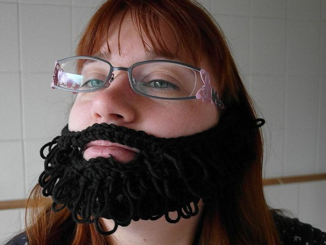 Hackalicious Charles Yarnold Beard! by akki14, via Flickr