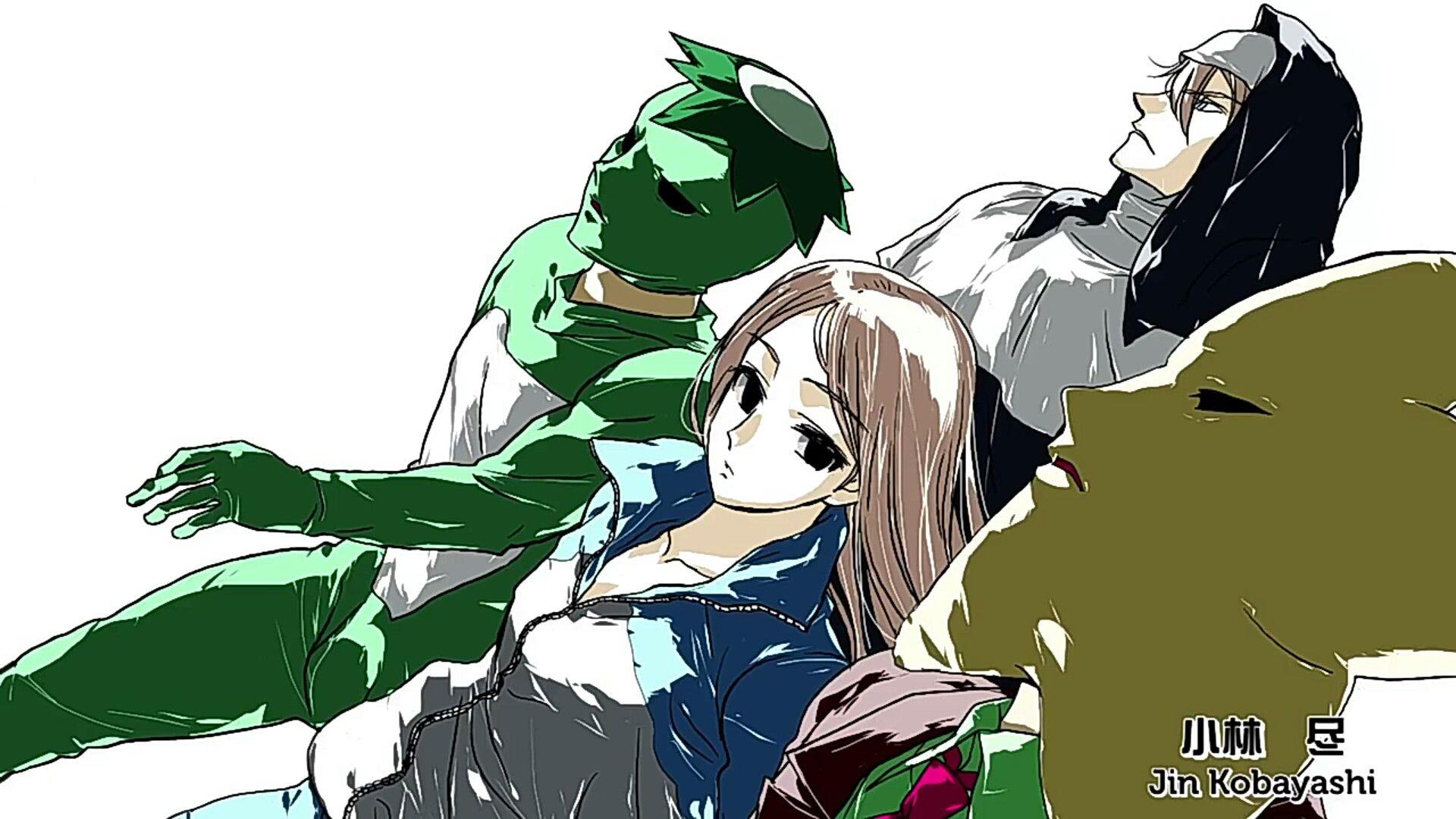 Sonchou Nino Hoshi Sister Arakawa Under The Bridge Anime