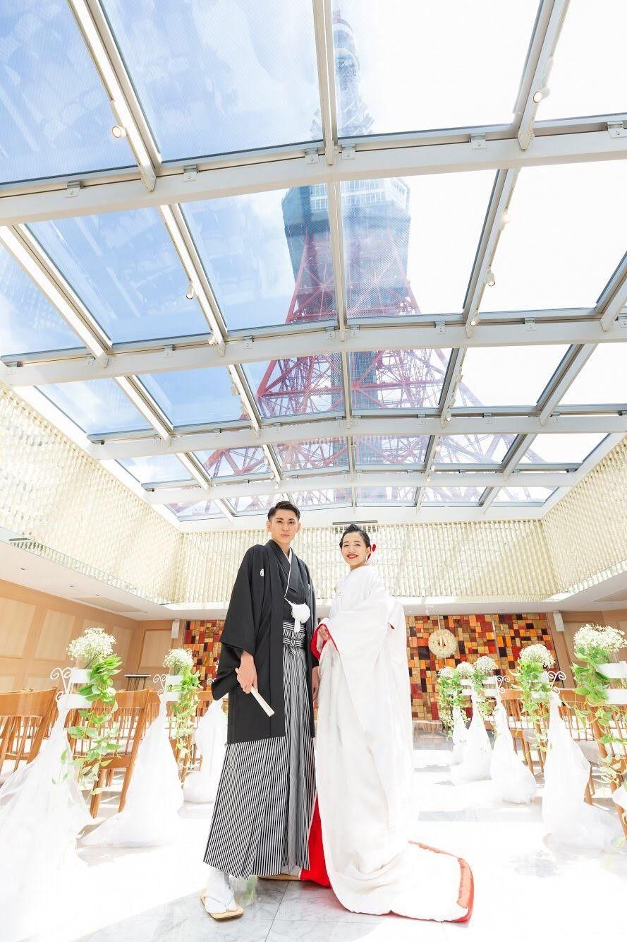 The Place Of Tokyo ザ プレイス オブ トウキョウ で結婚式 結婚式場探しはウェディングニュース 式場 結婚 ウェディングパーク
