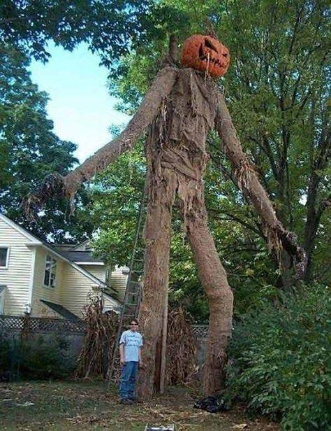42 Super Smart Last Minute DIY Halloween-Dekorationen, Homesthetics - cheap scary halloween decorations