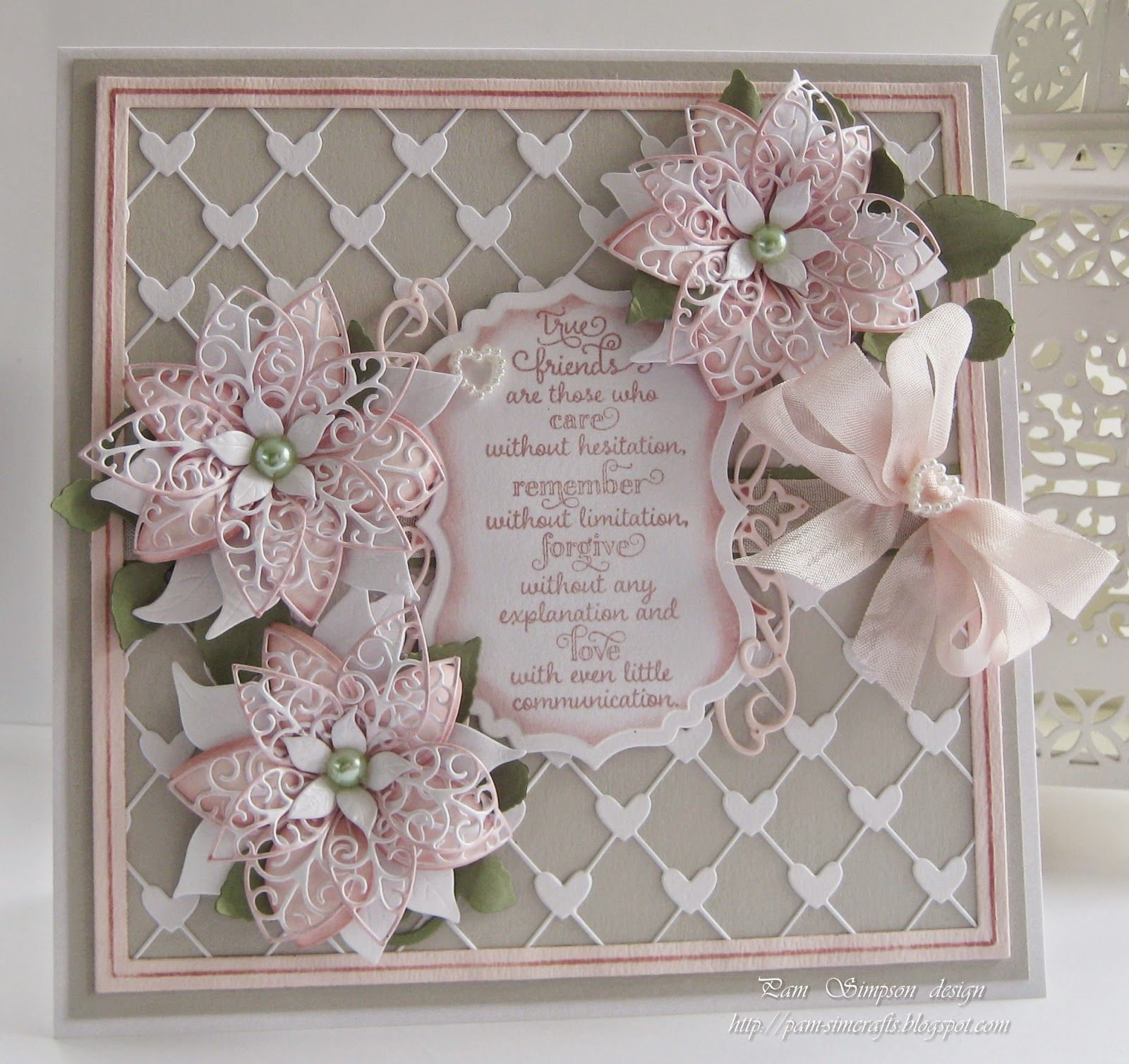 Poppystamps and cardmaker blog hop pamscrafts cards blog and box