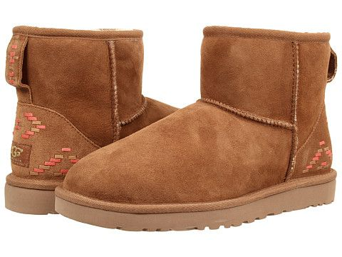 25bad811418 UGG Classic Mini Rustic Weave | For Phoebe | Ugg classic mini, Uggs ...