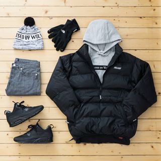 Outfit Grid Winter + Outfit Grid