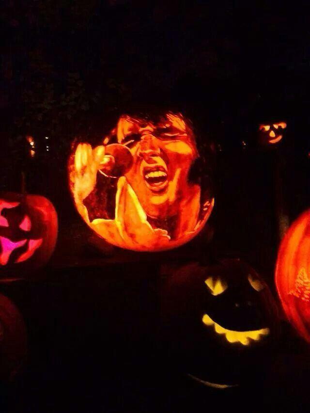 Elvis hooooo Halloween